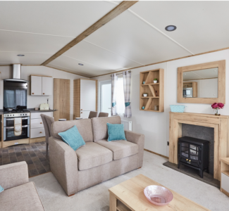 Pre-owned and new caravans for sale