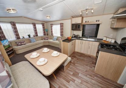 2 Bedroom Static Caravans in Scarborough