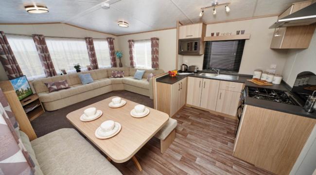 2 Bedrooms Caravans