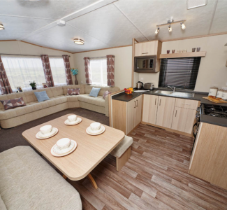 New holiday homes in Bridlington
