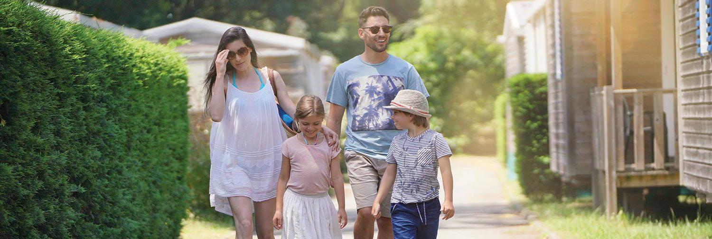 Family-Walking-Park