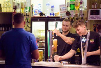 Bars to open indoors