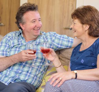 Goosewood-Lodge-Holiday-Homes-Couple