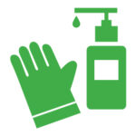 Personal Hygiene & PPE icon